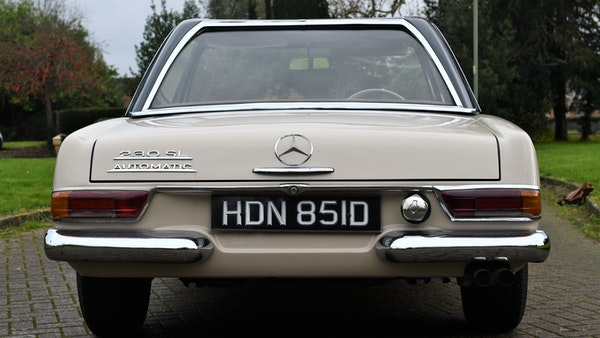 1966 Mercedes-Benz 230 SL 'Pagoda' For Sale (picture 7 of 134)