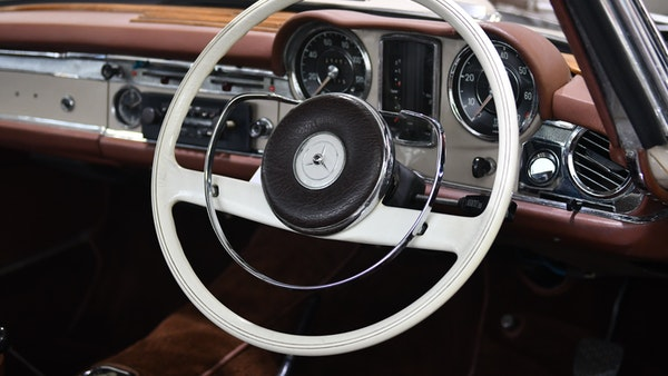 1966 Mercedes-Benz 230 SL 'Pagoda' For Sale (picture 21 of 134)