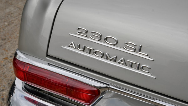 1966 Mercedes 230 SL Pagoda For Sale (picture 54 of 141)