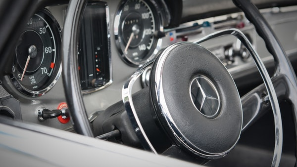1966 Mercedes 230 SL Pagoda For Sale (picture 46 of 141)