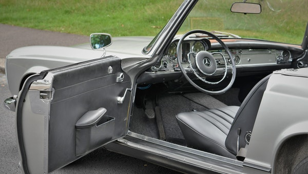 1966 Mercedes 230 SL Pagoda For Sale (picture 68 of 141)