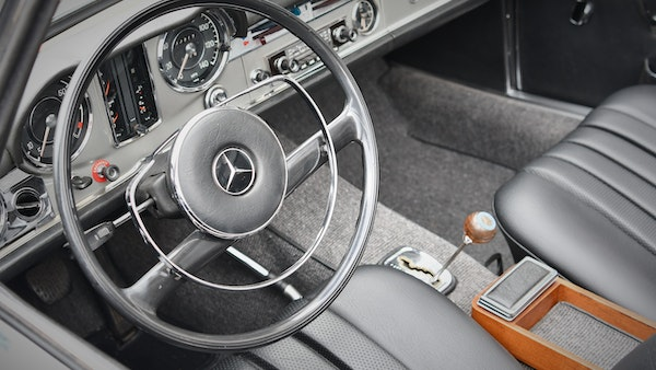1966 Mercedes 230 SL Pagoda For Sale (picture 26 of 141)