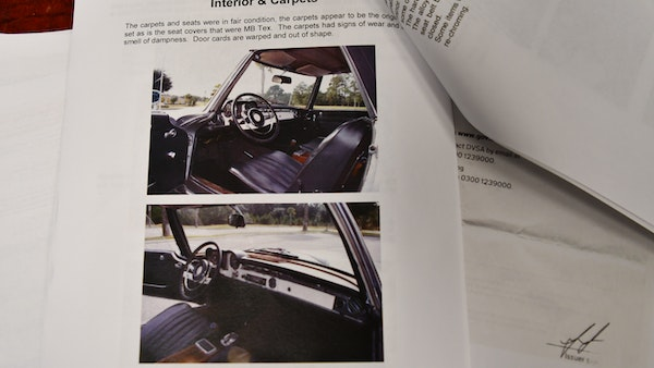 1966 Mercedes 230 SL Pagoda For Sale (picture 131 of 141)