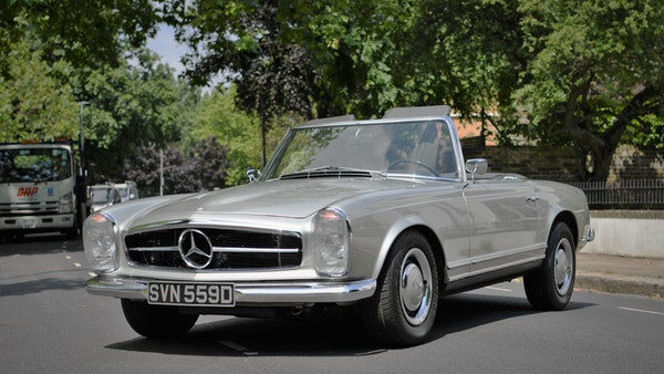 1966 Mercedes 230 SL Pagoda For Sale (picture 6 of 141)