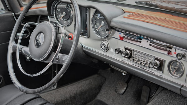 1966 Mercedes 230 SL Pagoda For Sale (picture 45 of 141)