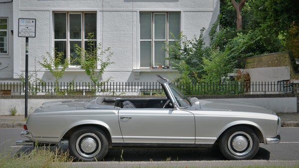 1966 Mercedes 230 SL Pagoda For Sale (picture 9 of 141)