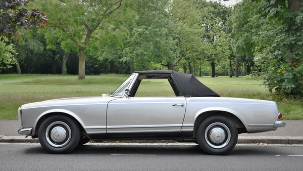 1966 Mercedes 230 SL Pagoda For Sale (picture 19 of 141)