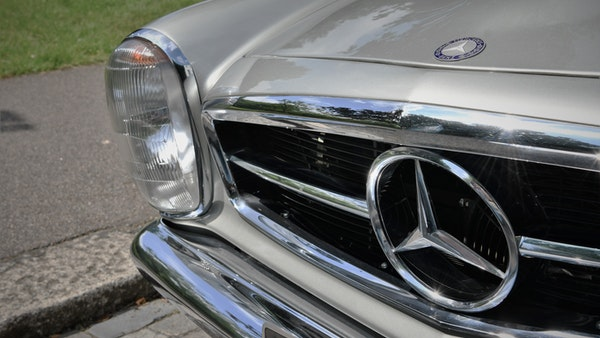1966 Mercedes 230 SL Pagoda For Sale (picture 79 of 141)