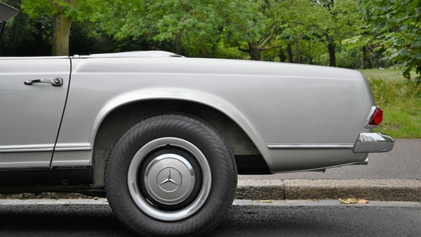1966 Mercedes 230 SL Pagoda For Sale (picture 64 of 141)