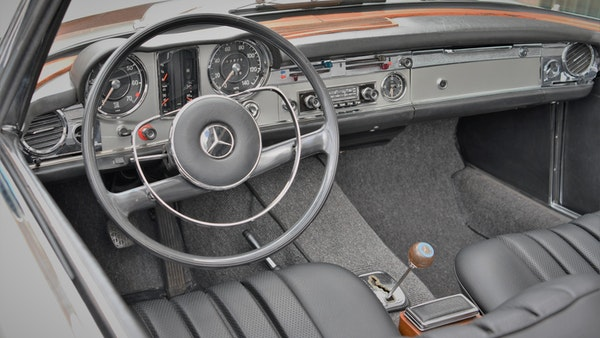 1966 Mercedes 230 SL Pagoda For Sale (picture 25 of 141)
