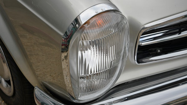 1966 Mercedes 230 SL Pagoda For Sale (picture 56 of 141)