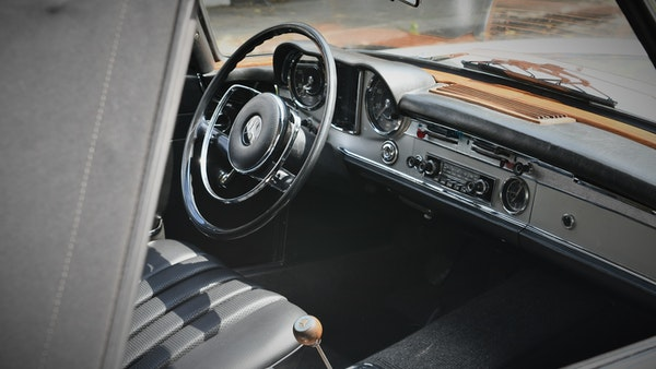 1966 Mercedes 230 SL Pagoda For Sale (picture 28 of 141)