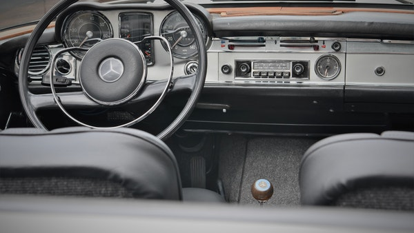 1966 Mercedes 230 SL Pagoda For Sale (picture 27 of 141)