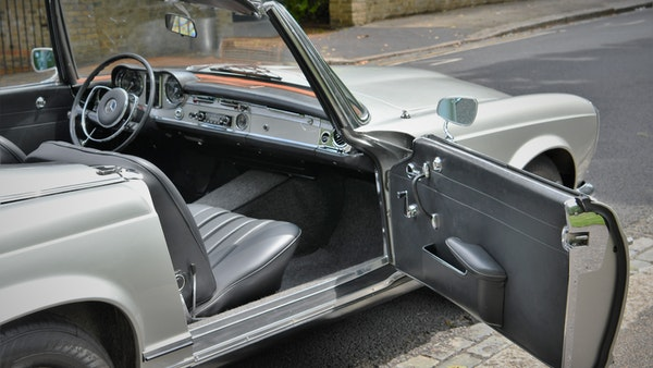 1966 Mercedes 230 SL Pagoda For Sale (picture 70 of 141)