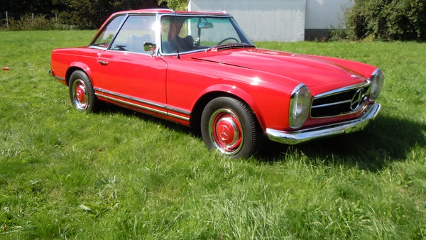 1965 Mercedes-Benz 230 SL 'Pagoda' For Sale (picture 5 of 69)
