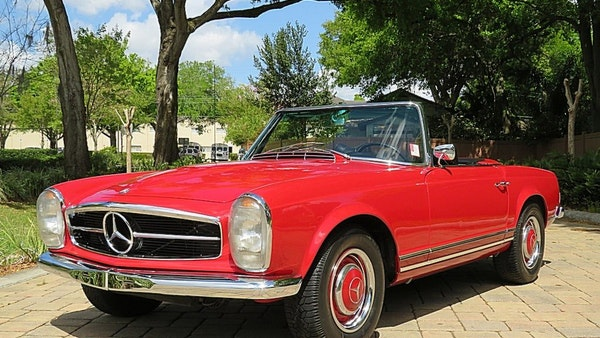 1965 Mercedes-Benz 230 SL 'Pagoda' For Sale (picture 1 of 69)