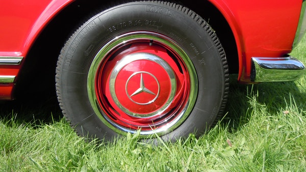 1965 Mercedes-Benz 230 SL 'Pagoda' For Sale (picture 16 of 69)