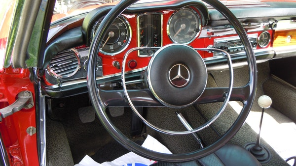 1965 Mercedes-Benz 230 SL 'Pagoda' For Sale (picture 27 of 69)
