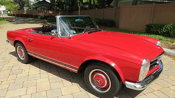 1965 Mercedes-Benz 230 SL 'Pagoda' For Sale (picture 3 of 69)