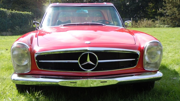 1965 Mercedes-Benz 230 SL 'Pagoda' For Sale (picture 13 of 69)