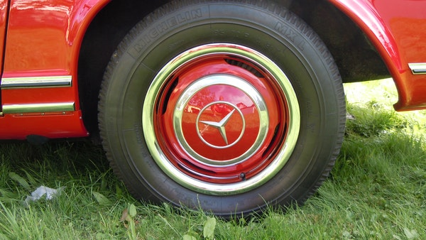 1965 Mercedes-Benz 230 SL 'Pagoda' For Sale (picture 14 of 69)