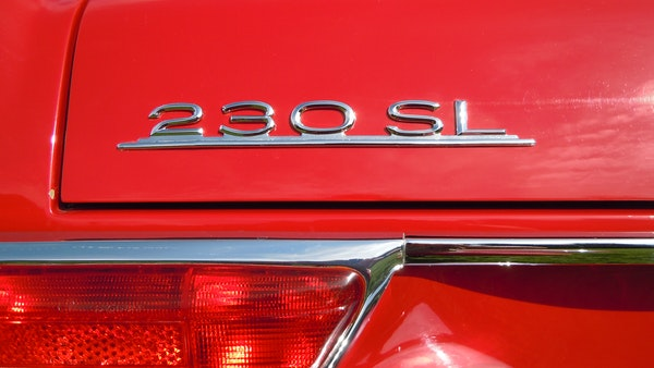 1965 Mercedes-Benz 230 SL 'Pagoda' For Sale (picture 48 of 69)