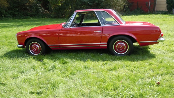 1965 Mercedes-Benz 230 SL 'Pagoda' For Sale (picture 10 of 69)