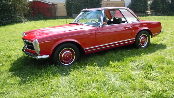 1965 Mercedes-Benz 230 SL 'Pagoda' For Sale (picture 11 of 69)