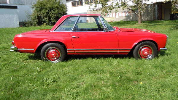 1965 Mercedes-Benz 230 SL 'Pagoda' For Sale (picture 12 of 69)