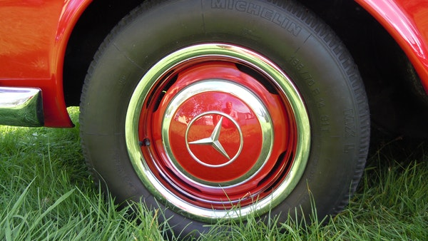 1965 Mercedes-Benz 230 SL 'Pagoda' For Sale (picture 17 of 69)