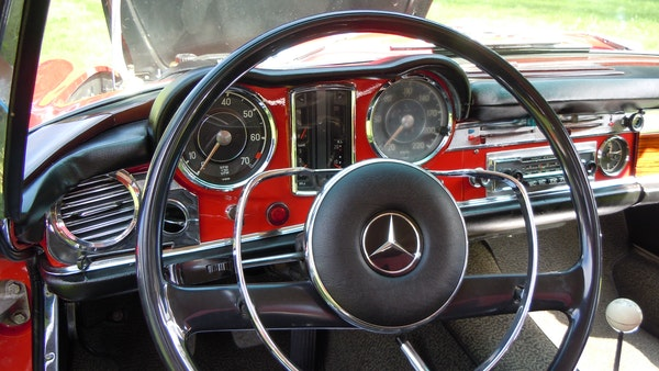 1965 Mercedes-Benz 230 SL 'Pagoda' For Sale (picture 18 of 69)