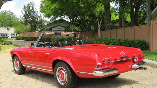 1965 Mercedes-Benz 230 SL 'Pagoda' For Sale (picture 4 of 69)