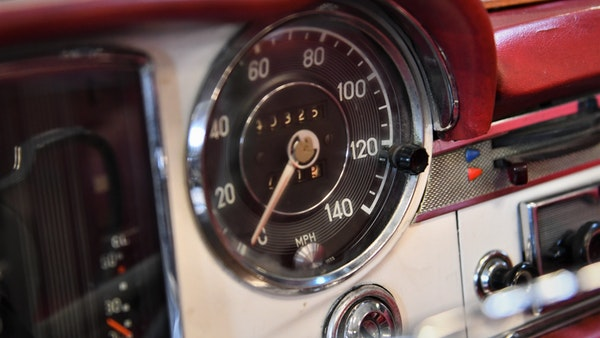 1965 Mercedes-Benz 230 SL Pagoda For Sale (picture 28 of 119)
