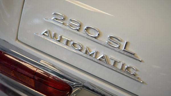 1965 Mercedes-Benz 230 SL Pagoda For Sale (picture 56 of 119)