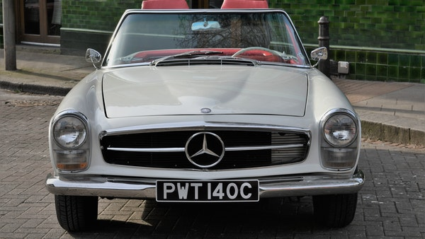 1965 Mercedes-Benz 230 SL Pagoda For Sale (picture 13 of 119)