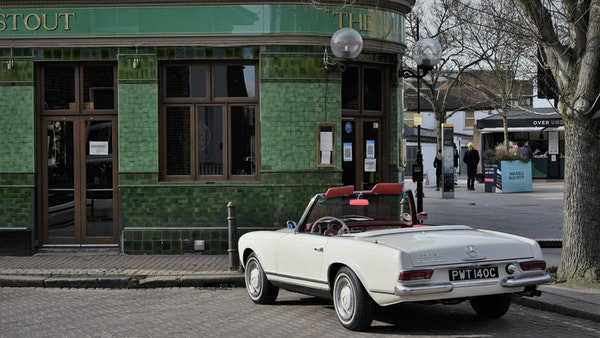 1965 Mercedes-Benz 230 SL Pagoda For Sale (picture 6 of 119)