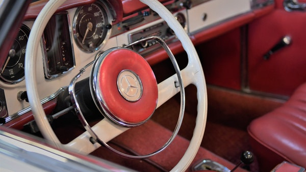 1965 Mercedes-Benz 230 SL Pagoda For Sale (picture 24 of 119)