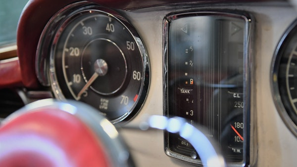 1965 Mercedes-Benz 230 SL Pagoda For Sale (picture 30 of 119)