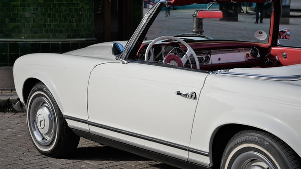 1965 Mercedes-Benz 230 SL Pagoda For Sale (picture 43 of 119)