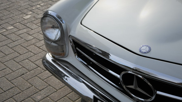 1965 Mercedes-Benz 230 SL Pagoda For Sale (picture 49 of 119)