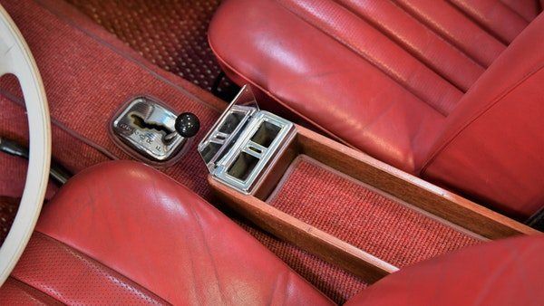 1965 Mercedes-Benz 230 SL Pagoda For Sale (picture 35 of 119)