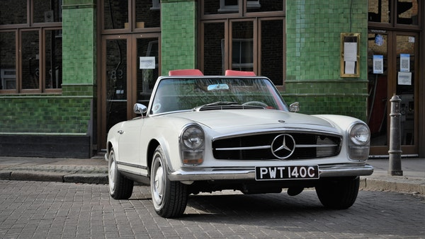 1965 Mercedes-Benz 230 SL Pagoda For Sale (picture 5 of 119)