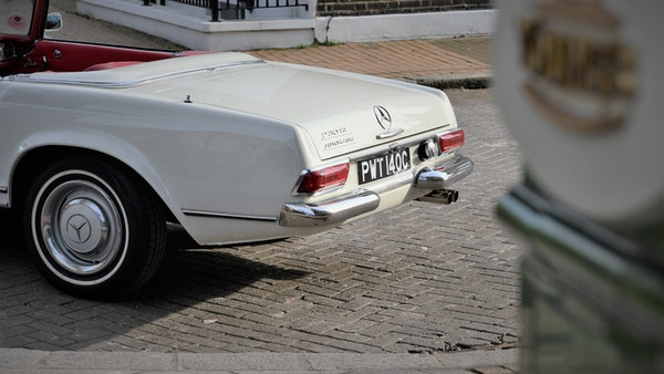 1965 Mercedes-Benz 230 SL Pagoda For Sale (picture 45 of 119)