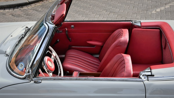 1965 Mercedes-Benz 230 SL Pagoda For Sale (picture 23 of 119)
