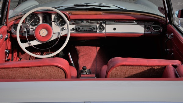 1965 Mercedes-Benz 230 SL Pagoda For Sale (picture 27 of 119)