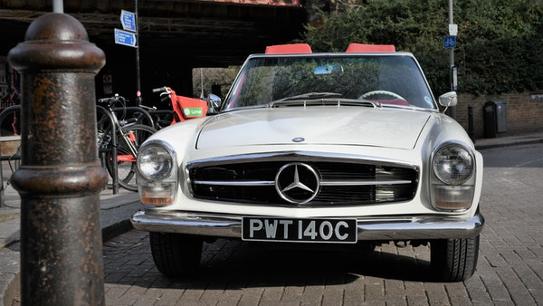 1965 Mercedes-Benz 230 SL Pagoda For Sale (picture 7 of 119)
