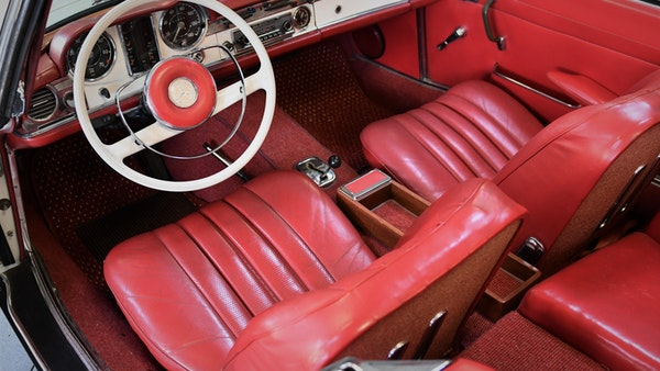 1965 Mercedes-Benz 230 SL Pagoda For Sale (picture 22 of 119)