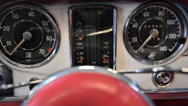 1965 Mercedes-Benz 230 SL Pagoda For Sale (picture 29 of 119)