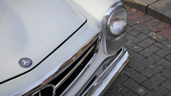 1965 Mercedes-Benz 230 SL Pagoda For Sale (picture 48 of 119)