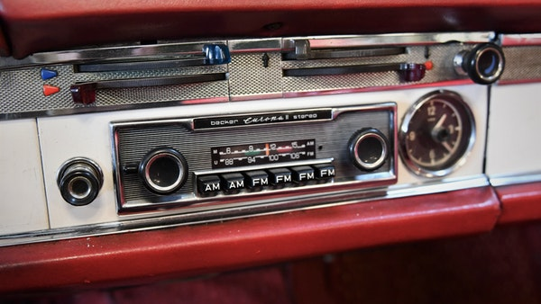 1965 Mercedes-Benz 230 SL Pagoda For Sale (picture 31 of 119)